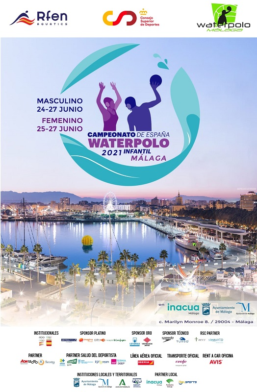 Campeonato de España Infantil Masculino por clubes de Waterpolo